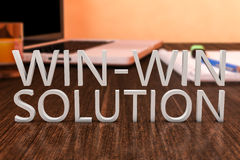 Win-Win Solution Stock Photos