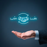 Win win strategy Royalty Free Stock Photography