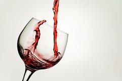 Wina szkło Fotografia Stock