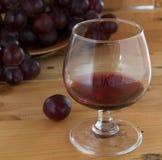 Wina szkło Zdjęcie Royalty Free