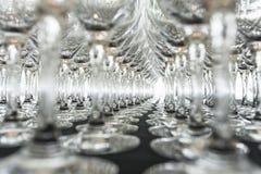 Wina szkło Obraz Stock