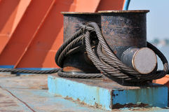 Winch Stock Photography