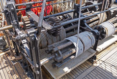 Winch Royalty Free Stock Photos
