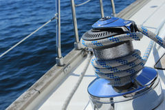 Winch Royalty Free Stock Image