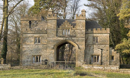 Winchcombe Cotswolds Gloucestershire Midla royalty-vrije stock afbeeldingen