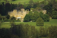 Winchcombe The Cotswolds Gloucestershire The Midlands England. Sudeley castle Royalty Free Stock Photos