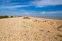 Winchelsea Beach East Sussex England Royalty Free Stock Photos