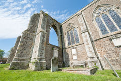Winchelsea church architecture Royalty Free Stock Photography