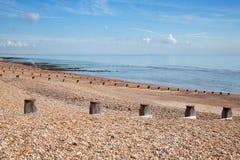Winchelsea plaża Zdjęcia Stock