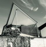 Winchester πανεπιστημιακό Χάμπσαϊρ Στοκ φωτογραφίες με δικαίωμα ελεύθερης χρήσης