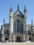Winchester Cathedral,  Winchester, Hampshire, England Royalty Free Stock Image