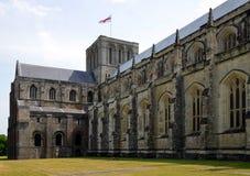 Winchester domkyrka Royaltyfria Bilder
