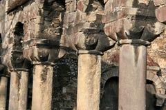 Winchester, el detalle de la catedral Imagenes de archivo
