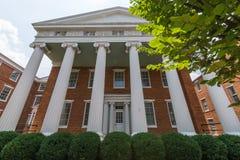 Winchester Hall Building en Frederick céntrico histórico, Marylan Imágenes de archivo libres de regalías