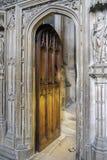 WINCHESTER HAMPSHIRE/UK - MARS 6: Biskoprävs kapell för Chantry Arkivfoton