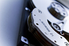 Winchester HDD Fotografia Stock Libera da Diritti