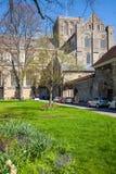 Winchester katedra zdjęcie stock