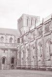 Winchester Katedralny kościół, Anglia obrazy stock