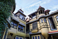 The Winchester Mystery House Stock Photos