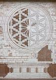 Winchester pałac okno Obrazy Stock