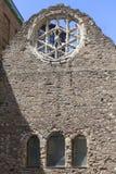 Winchester slott, rosa fönster, London, Förenade kungariket Royaltyfri Bild