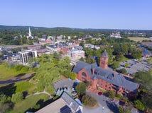Winchester stadshus, MOR, USA Arkivbild
