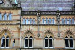 WINCHESTER, UK: Ratusz z szczegółami zewnętrzna architektura Zdjęcia Royalty Free