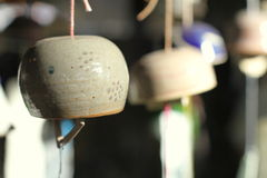 Wind bells Stock Photography
