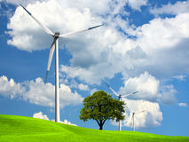 Wind of change Stock Image