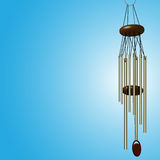 Wind chime Royalty Free Stock Image