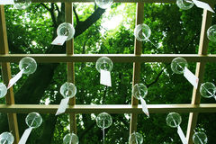 Wind chime Royalty Free Stock Photography