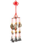 Wind chime, the chinese feng shui Royalty Free Stock Photo