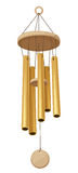 Wind chimes. Stock Illustration