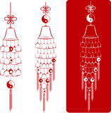 Wind Chimes Stock Photos
