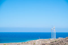Wind clean energy Stock Photography