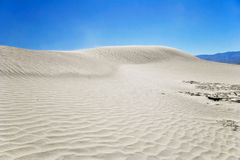 Wind of desert Stock Images