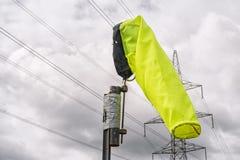 Wind Direction Indicator Royalty Free Stock Photos