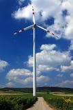Wind-Energie Lizenzfreie Stockfotos