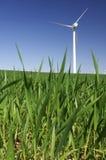 Wind energy Stock Image