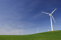 Wind energy Stock Photos