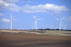 Wind Energy. Stock Photos