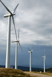 Wind energy #2 Stock Image