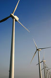 Wind energy. Wind clean Energy stock images