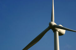 Wind energy. Wind clean Energy royalty free stock images