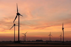 Free Wind Energy Royalty Free Stock Photos - 3804738