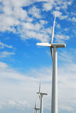 Wind energy #4 Royalty Free Stock Photos