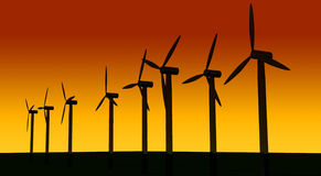 Free Wind Energy Royalty Free Stock Photos - 6278228