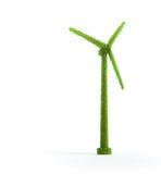 Wind energy concept Stock Image