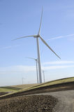 Wind Energy Farm 2 Royalty Free Stock Images