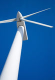 Wind energy turbine Royalty Free Stock Photos